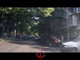 Столкновение на перекрёстке Жуковского/Осипова. Одесса ONLINE 17.07.2013